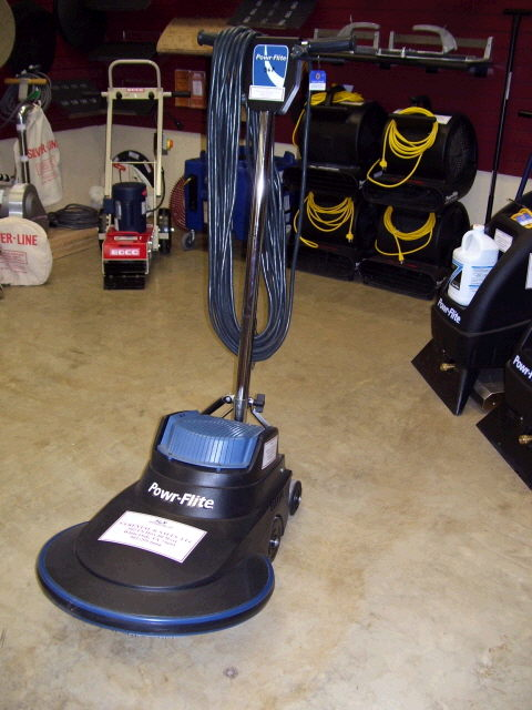 Where to find POLISHER, FLOOR 20  HI SPEED in White Oak