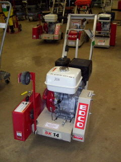 Where to find SAW, CONCRETE WALK BHND 13 HP in White Oak