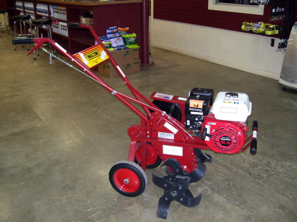 Where to find TILLER, MID TINE 5HP  16 in White Oak
