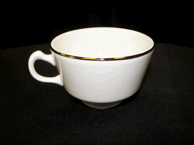 Where to find CUP, COFFEE TEA GOLD BAND in White Oak