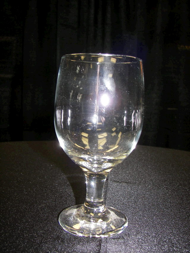 Where to find GLASS, GOBLET WATER 11.5 OZ. in White Oak