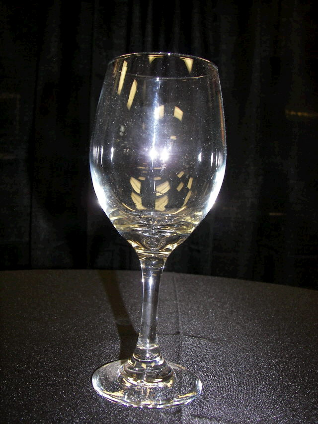 Where to find GLASS, WINE 14 OZ in White Oak