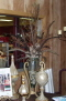 Where to rent FLORAL, FEATHER GOLD GLASS VAS in White Oak TX