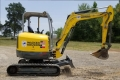 Where to rent EXCAVATOR, WACKER MINI EZ 38 in White Oak TX
