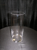 Where to rent GLASS, VASE CYLINDER 13.5 in White Oak TX