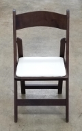 Where to rent CHAIR, FRUITWOOD W  PAD in White Oak TX