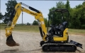 Where to rent EXCAVATOR, MINI V25 YANMAR in White Oak TX