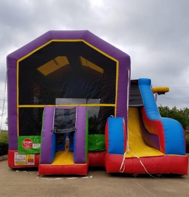 Where to find BOUNCE HOUSE, WACKY 5 IN 1 COMBO in White Oak