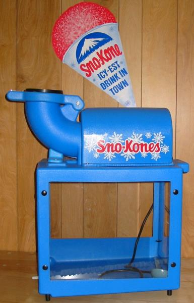 Where to find SNO CONE MACHINE IGLOO in White Oak