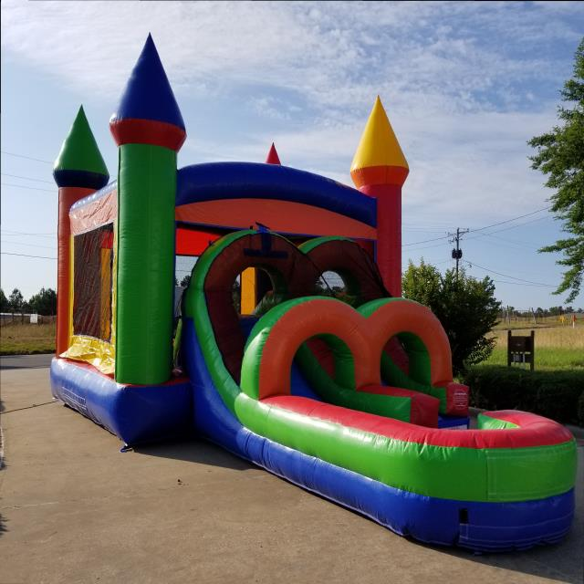 Where to find BOUNCE HOUSE, WET DRY COMBO in White Oak