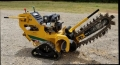 Where to rent TRENCHER, VERMEER TRACK RTX130  188 in White Oak TX