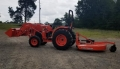 Where to rent TRACTOR,  FRONT LOADER KUBOTA in White Oak TX