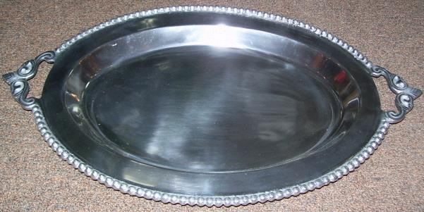 Where to find TRAY, METAL OVAL in White Oak