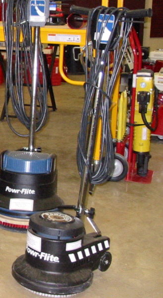 Where to find POLISHER, FLOOR 13  W  DRIVER in White Oak